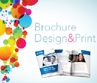 Corporate Brochure Designing & Printing Services