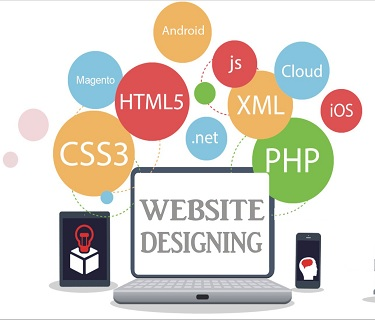 Dynamic PHP website designing